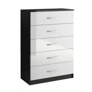 Sofia 5 drawer chest