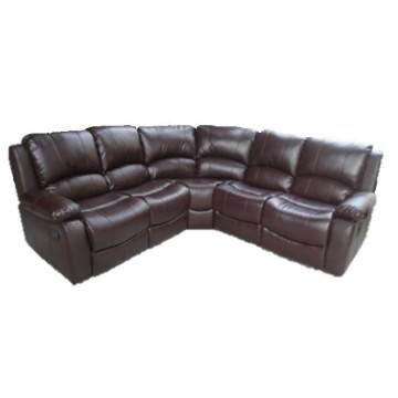 Turin recliner corner unit