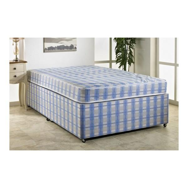 Double divan bed - budget