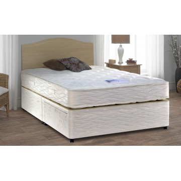 King size divan bed - premium