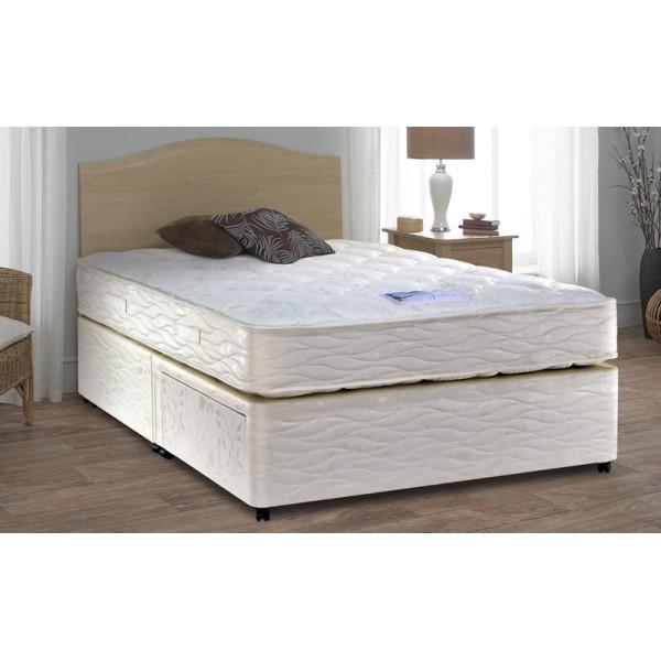 King size divan bed - premium