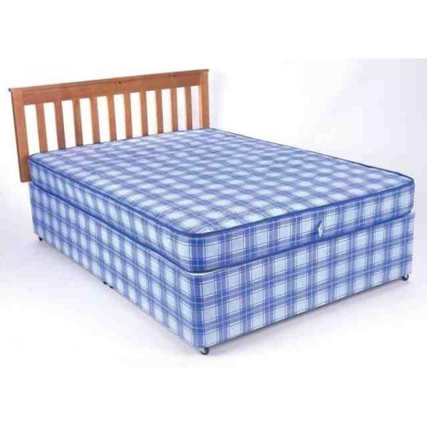 King size divan bed - budget