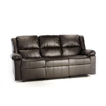 Milan leather recliner sofa 3+2 suite