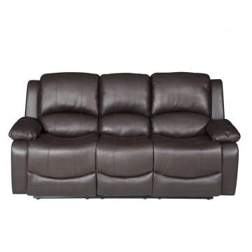 Bari leather sofa suite 3+2