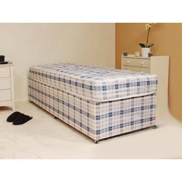Single divan bed - standard